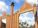 Pintu Gerbang di Kota Bharu BRI