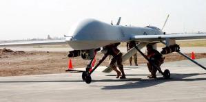 PREDATOR - Pesawat tak berawak yang dipersenjatai ini bisa dikendalikan dari Amerika Serikat dan dioperasikan di mana saja,