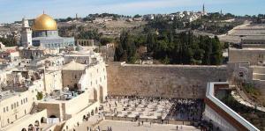 Israel pada 1980 mengklaim Jerusalem sebagai ibu kotanya setelah menduduki Jerusalem pasca-Perang Enam Hari 1967.