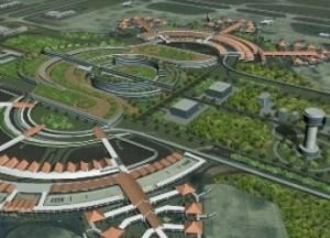 Desain baru bandara internasional Soekarno Hatta