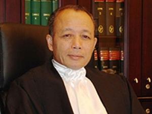 Ketua Hakim Negara Tun Arifin Zakaria