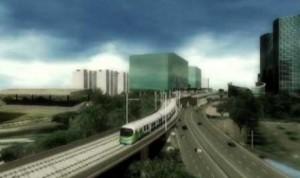 MRT DKI Jakarta (ilustrasi)
