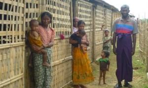 Muslim Rohingya, jadi pelarian di negeri sendiri.