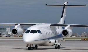 Pesawat Dornier seri 328 (ilustrasi)