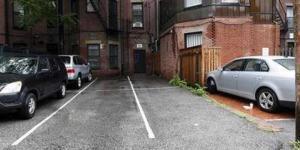 Tempat parkir di Boston, AS ini laku terjual dengan harga Rp 5,5 miliar. | AP