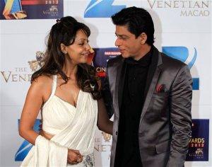 Gauri dan Shah Rukh Khan