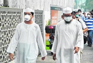 Dr Faishal memberi jaminan hospital mempunyai cukup bekalan pelitup N95