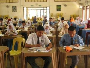 Kelas aliran agama diperluas ke SMK - Gambar hiasan