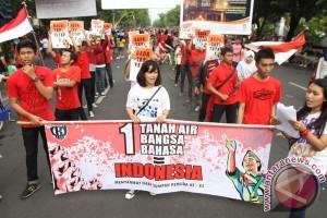 ilustrasi Aksi Sumpah Pemuda