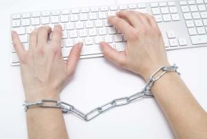 Pengawasan internet (Ilustrasi)