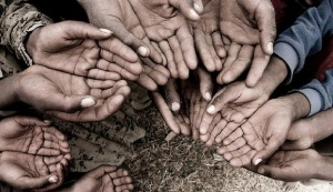 Kemiskinan (Ilustrasi)
