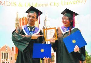 Encik Muhammad Sudarman Ahmad dan Cik Raihan Roslan