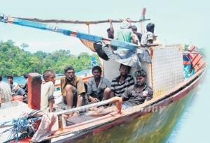 Sebahagian pencari suaka dari Sri Lanka