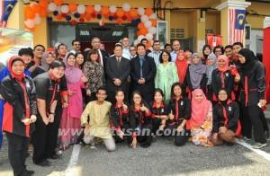 umpulan pertama pelajar Fakulti Perubatan Veterinar