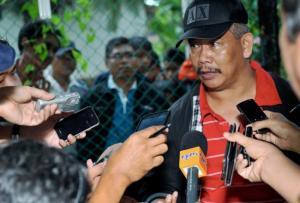 Pesuruhjaya Polis Sabah Datuk Hamza Taib. – Bernama
