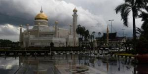 Masjid Sultan Omar Ali Saifuddin, Bandar Seri Begawan, Brunei.