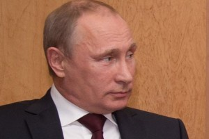 Presiden Rusia, Vladimir Putin (ANTARA FOTO/REUTERS/Steffan Rousseau/Pool/ox/14.)
