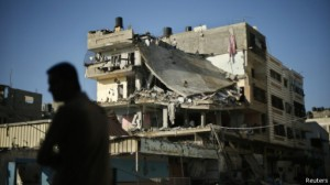 Lebih dari 200 orang tewas dalam pertempuran di Gaza
