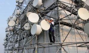 Modernisasi jaringan Indosat